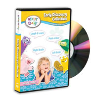 Brainy Baby Infant / Early Discovery DVD Collection